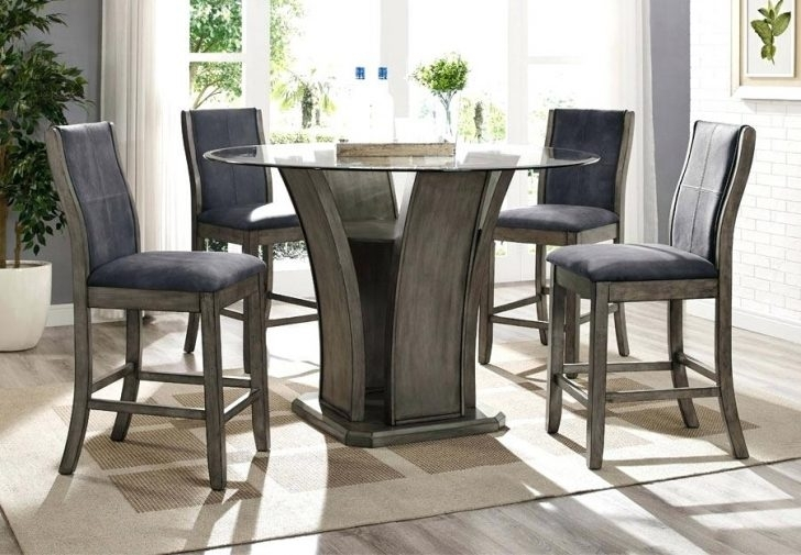 Cool Dining Room Side Chairs Upholstered Owingsville Rectangular With Regard To Craftsman 9 Piece Extension Dining Sets With Uph Side Chairs (Image 9 of 25)