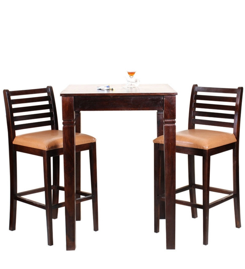 Cool Ideas Small 2 Seater Dining Table Revealing Kitchen Solid Oak With Two Chair Dining Tables (Image 5 of 25)