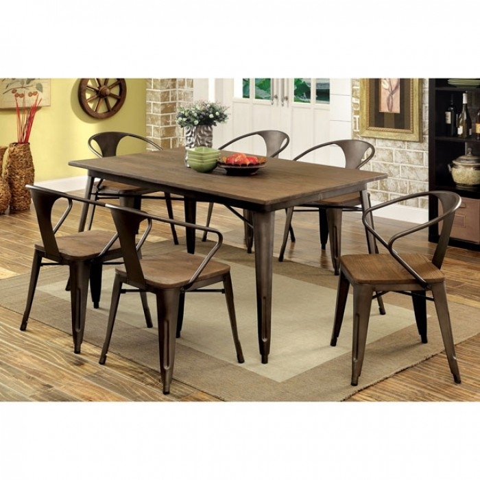 Cooper I Natural Elm Dining Table Set – Shop For Affordable Home Pertaining To Cooper Dining Tables (Image 12 of 25)