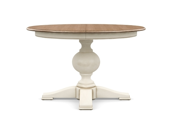 Cooper Round Dining Table | Dining Tables | Ethan Allen Intended For Cooper Dining Tables (Image 15 of 25)