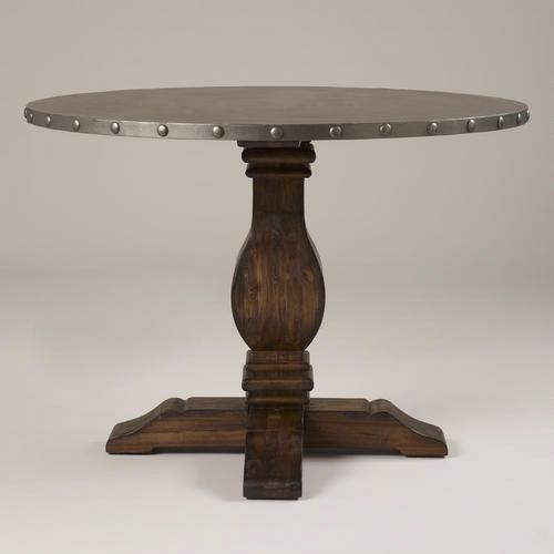Cooper Round Dining Table – World Market Pertaining To Market Dining Tables (View 22 of 25)