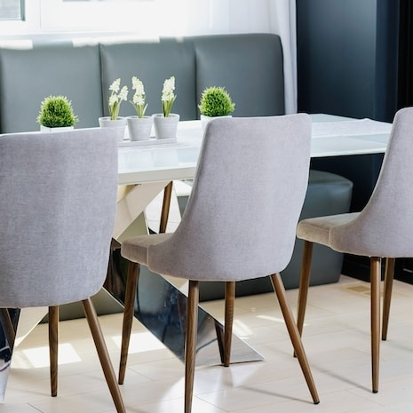 Cora Dining Chair – Chairs – Furniture – Decor Intended For Cora Dining Tables (Image 5 of 25)