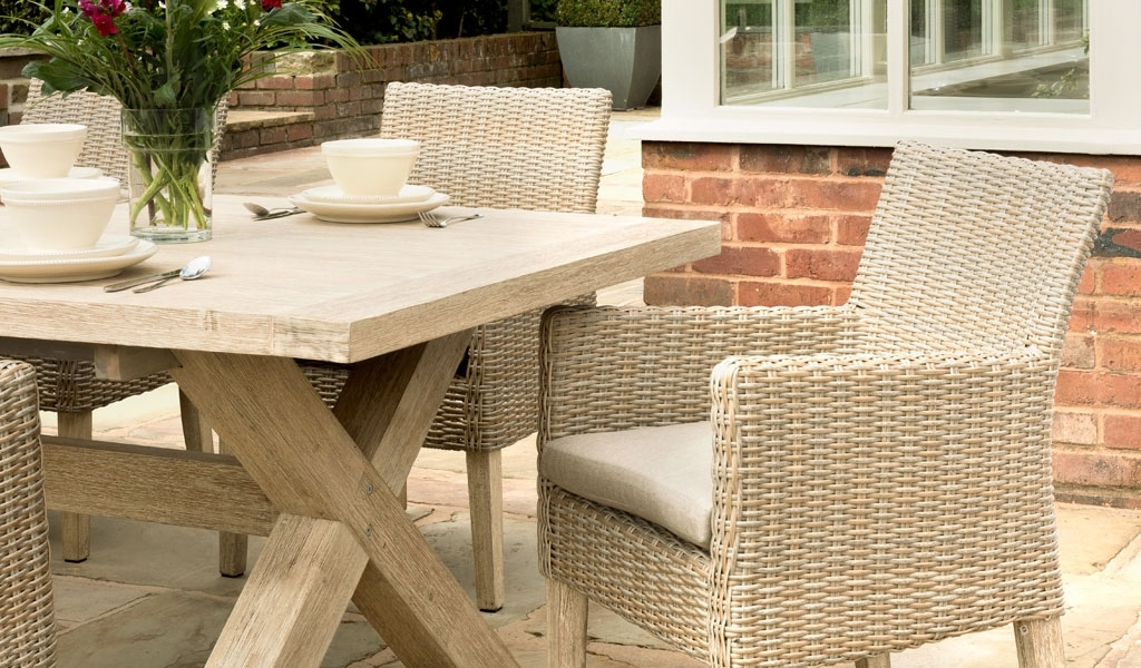 Cora Dining Table 240X100 – Kettler Official Site With Regard To Cora Dining Tables (Photo 11 of 25)