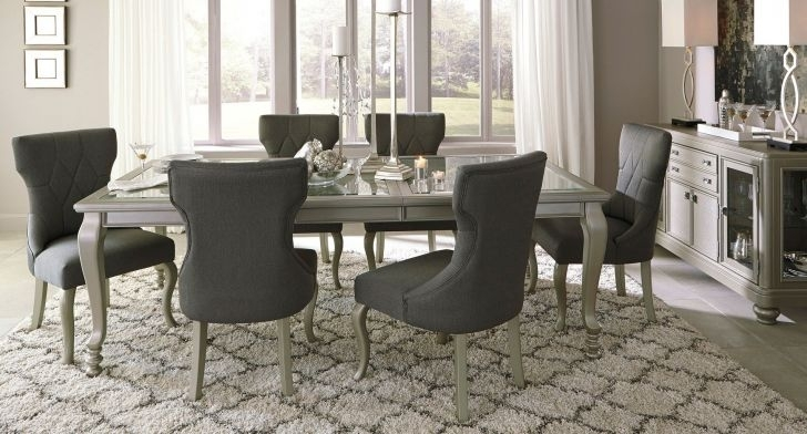 Coralayne 7 Piece Dining Room – Dining Room Design 2019 Throughout Cora 7 Piece Dining Sets (Image 10 of 25)