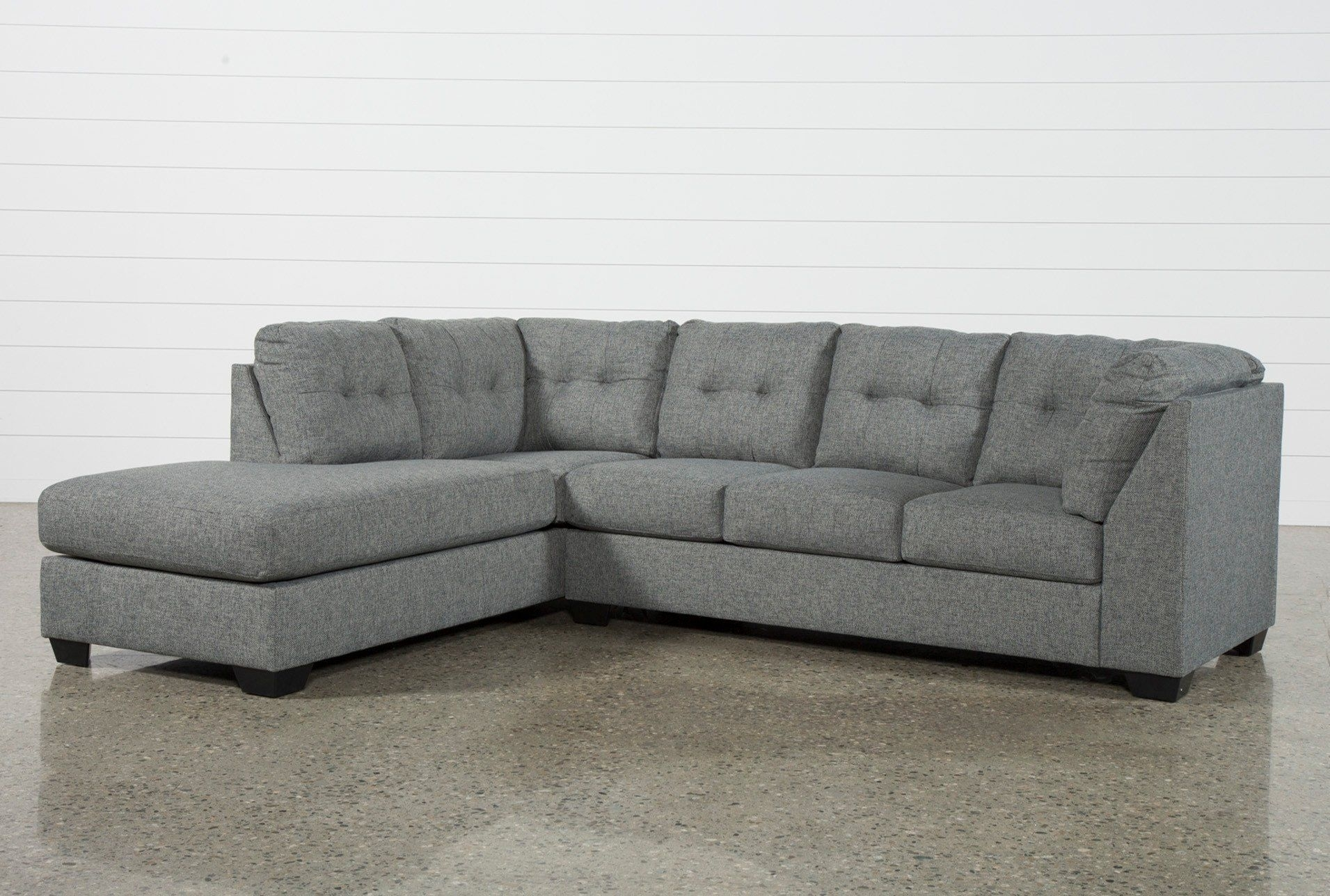 Cosmos Grey 2 Piece Sectional W/laf Chaise | Quilling | Pinterest With Regard To Cosmos Grey 2 Piece Sectionals With Laf Chaise (Image 9 of 25)