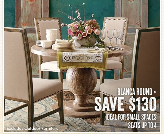 Cost Plus World Market: Seat More, Spend Less On Dining Tables (View 15 of 25)