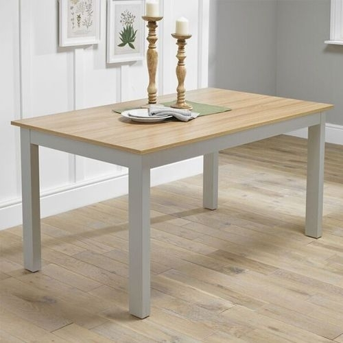 Cotswold Dining Table Grey Bdi Home Furniture Store Folkestone With Regard To Cotswold Dining Tables (Image 7 of 25)