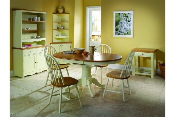Cotswold Extending Table – Larry O'keeffe Furniture With Regard To Cotswold Dining Tables (Image 9 of 25)