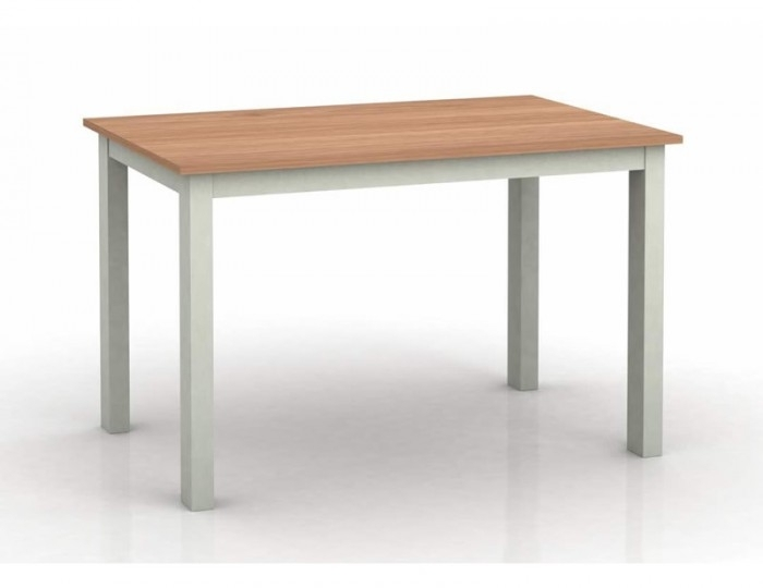 Cotswold Grey And Oak Dining Table – Frances Hunt With Regard To Cotswold Dining Tables (View 13 of 25)