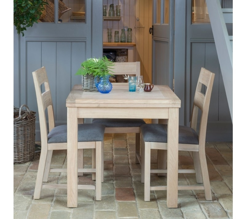 Cotswold Oak Flip Top Dining Table – Style Our Home Throughout Cotswold Dining Tables (View 6 of 25)
