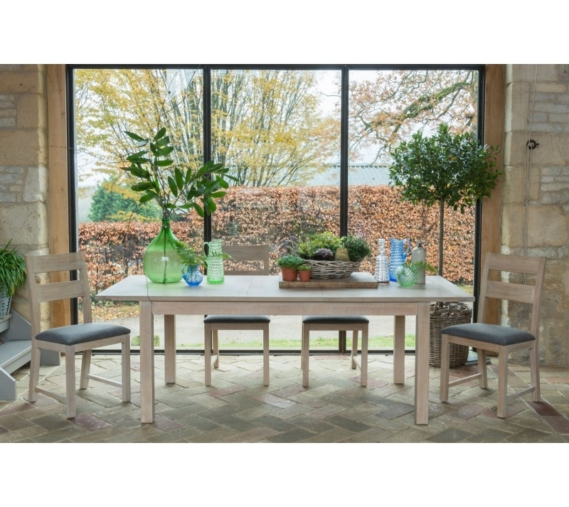 Cotswold Oak Large Extending Dining Table – Style Our Home With Cotswold Dining Tables (View 21 of 25)