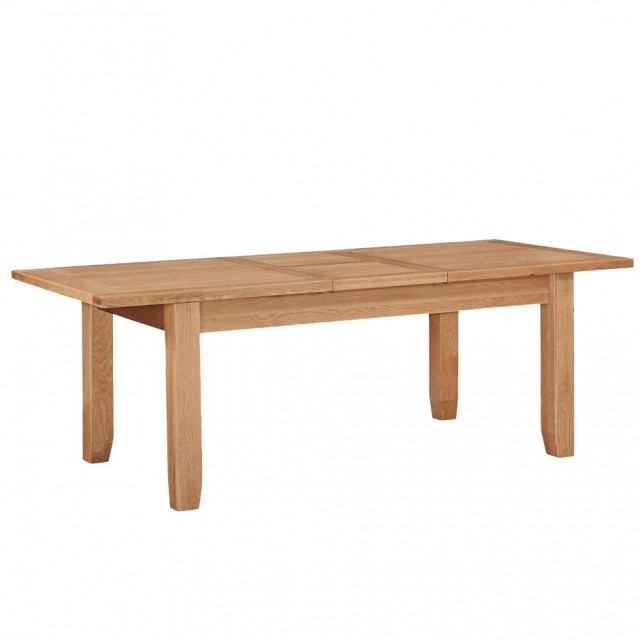 Cotswold Wax Extending Dining Table Throughout Cotswold Dining Tables (View 14 of 25)