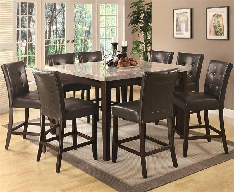 Counter Level Dining Sets Market 5 Piece Counter Set Dining Room Regarding Market 5 Piece Counter Sets (Image 10 of 25)