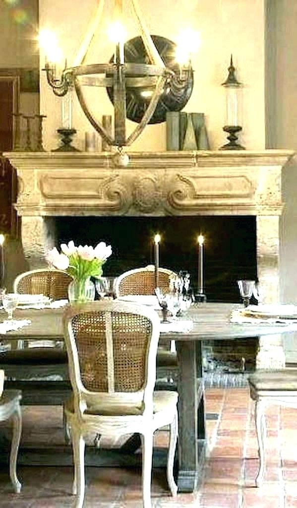 Country Dining Room Table French Dining Room Table French Country For Country Dining Tables (Image 2 of 25)
