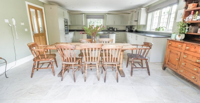 Country Properties For Sale In Hampshire, Andover, Winchester Regarding Partridge 6 Piece Dining Sets (Image 11 of 25)