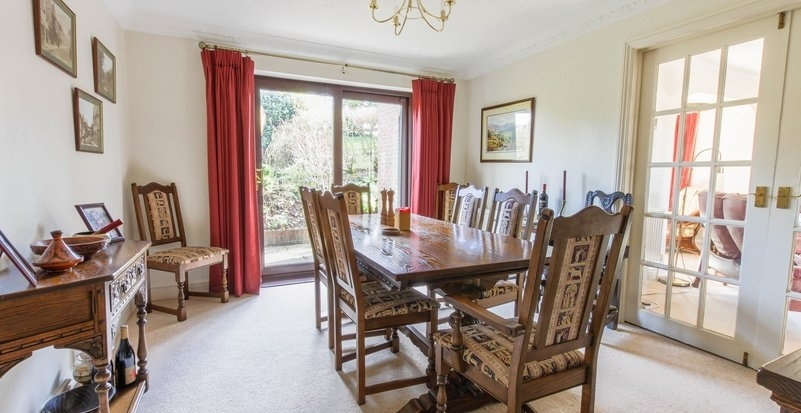 Country Properties For Sale In Hampshire, Andover, Winchester Within Partridge 7 Piece Dining Sets (View 18 of 25)