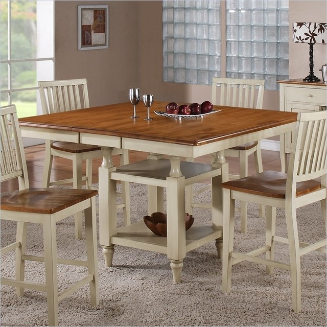 Country Style Dining Table Mesmerizing Country Style Dining Room Inside Country Dining Tables (Image 7 of 25)