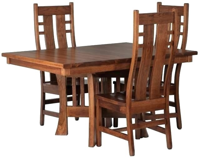 Craftsman Dining Table Organic Lovely Craftsman Dining Table Organic Regarding Craftsman Rectangle Extension Dining Tables (Image 12 of 25)