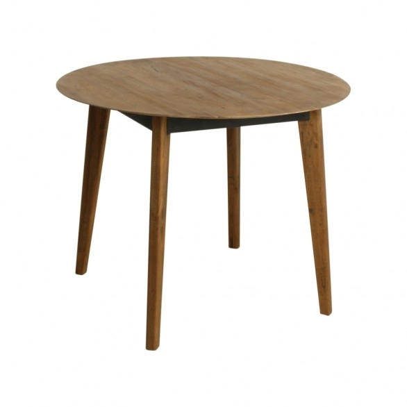 Craftsman Dining Table Round – Furniture With Craftsman Round Dining Tables (Image 12 of 25)