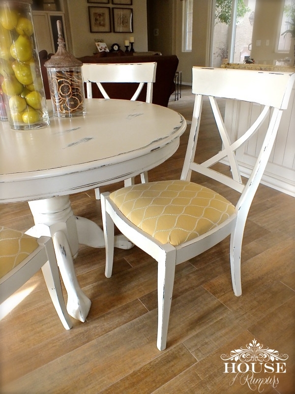 Craigslist Table Turned Pottery Barn Dining Set » House Of Rumours Intended For Barn House Dining Tables (Image 10 of 25)