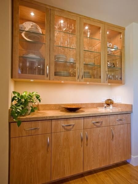 Crockery Unit – China Cabinets Designs & Storage | Dining Regarding Dining Room Cabinets (Image 11 of 25)