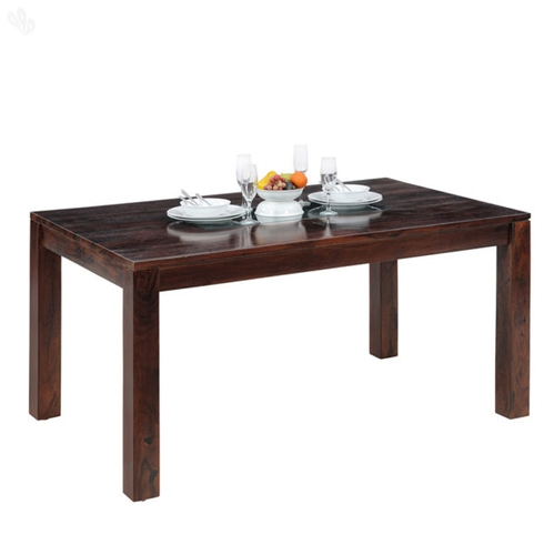 Cube Four Seater Wooden Dining Table At Rs 23000 /piece | Wooden With Cube Dining Tables (View 23 of 25)