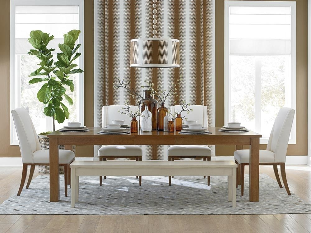 "Custom Dining 46"" Rectangular Dining Table 