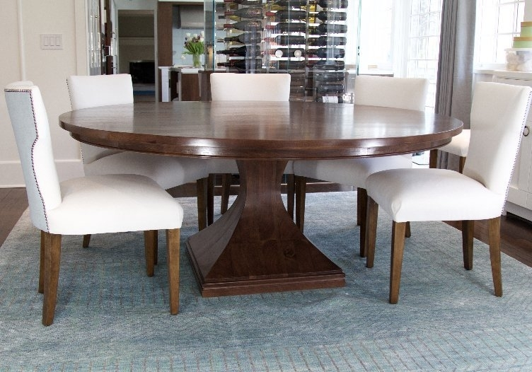 Custom Dining Tables For New York City, Ny; Long Island, Ny & Darien, Ct Inside New York Dining Tables (View 15 of 25)