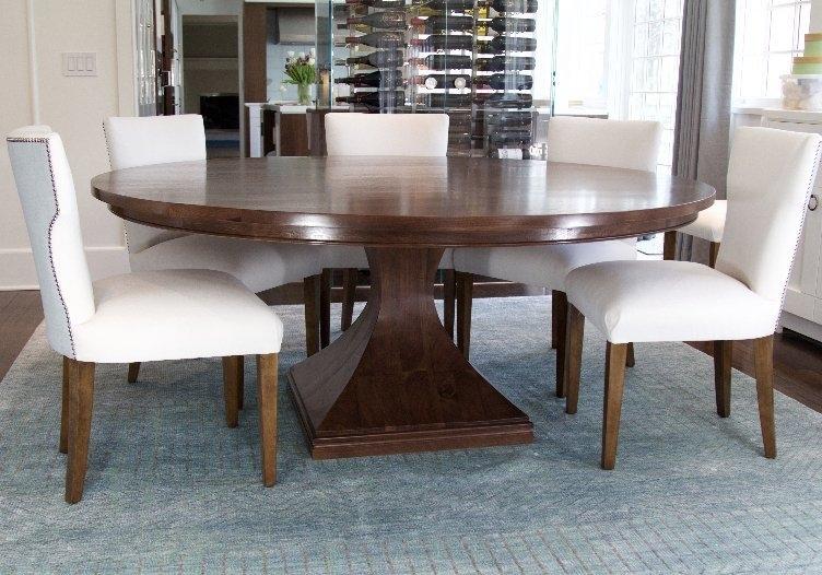 Custom Dining Tables For New York City, Ny; Long Island, Ny & Darien, Ct Inside New York Dining Tables (Photo 15 of 25)