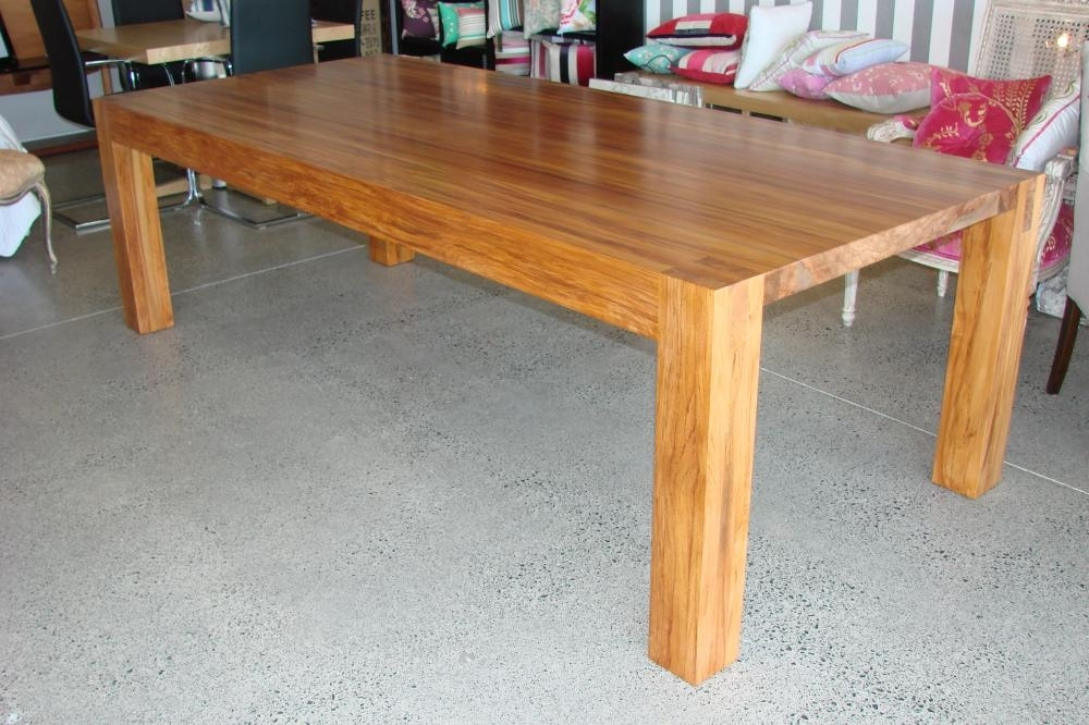 Custom Made Dining Tables & Chairs Tauranga, Hamilton, Auckland For Hamilton Dining Tables (Image 2 of 25)