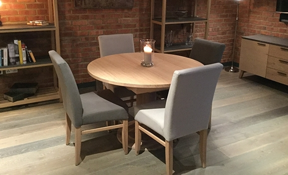 Customer Furniture Gallery Pertaining To Dining Tables London (View 24 of 25)