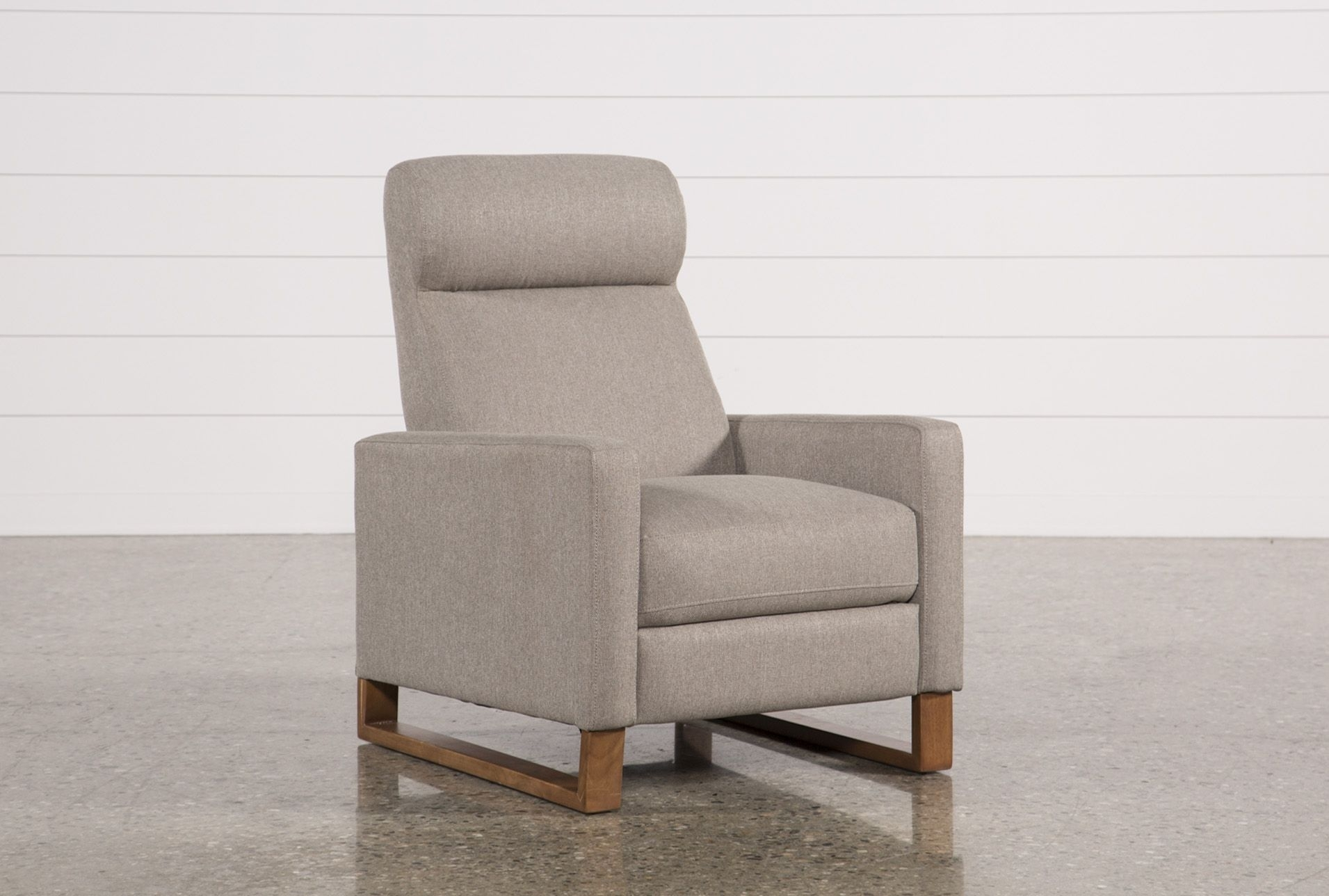 Dane Storm Pressback Recliner   Recliner, Storms And Products With Regard To Denali Charcoal Grey 6 Piece Reclining Sectionals With 2 Power Headrests (Image 12 of 25)