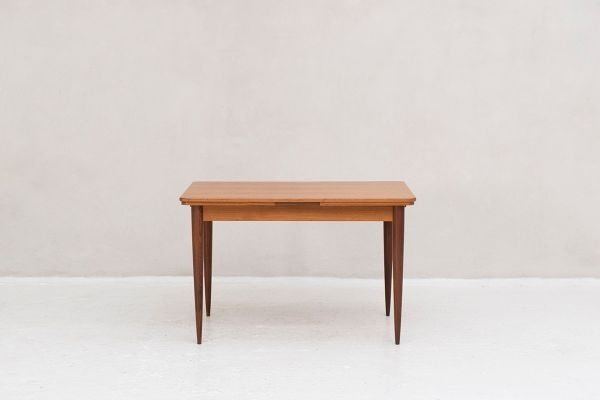 Danish Dining Table, 1960S For Sale At Pamono Throughout Danish Dining Tables (View 9 of 25)