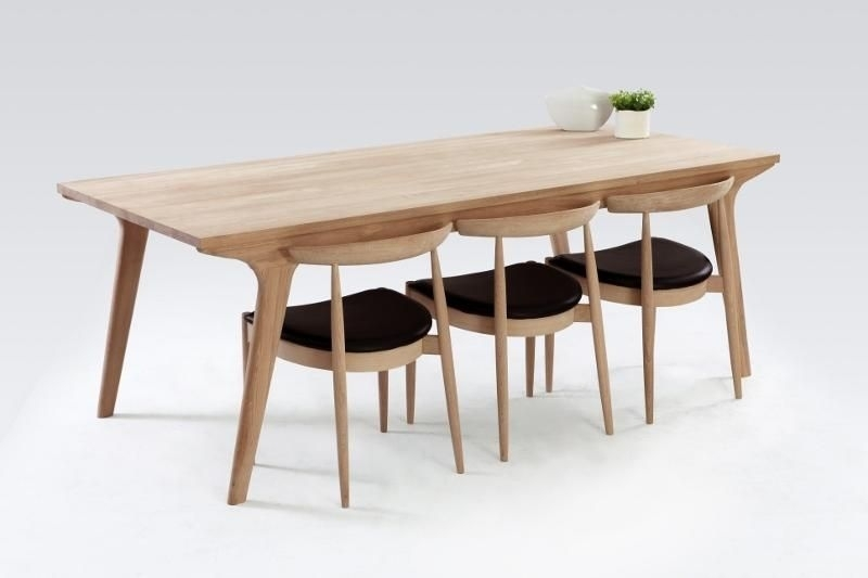 Danish Dining Table Chairs – Recherche Google | Tables | Pinterest Throughout Danish Dining Tables (Image 6 of 25)