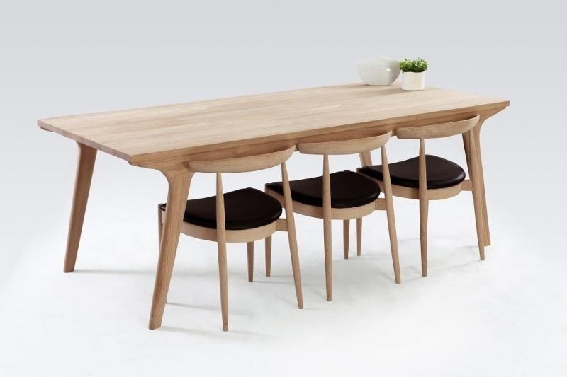 Danish Dining Table Chairs – Recherche Google | Tables | Pinterest Throughout Danish Dining Tables (View 10 of 25)