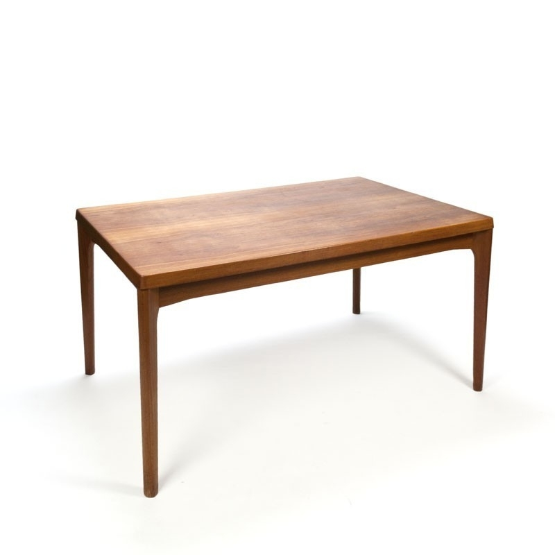 Danish Dining Table Design Henning Kjaernulf – Retro Studio Intended For Danish Dining Tables (Image 7 of 25)