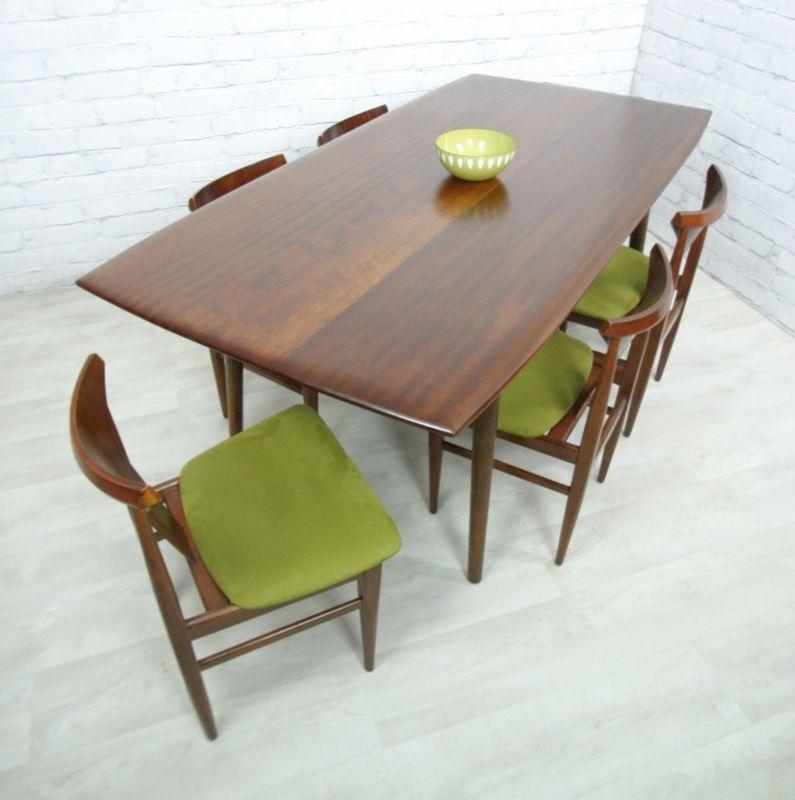 Danish Dining Tables (7 Photos) – Xuyuan Tables Regarding Danish Style Dining Tables (View 3 of 25)
