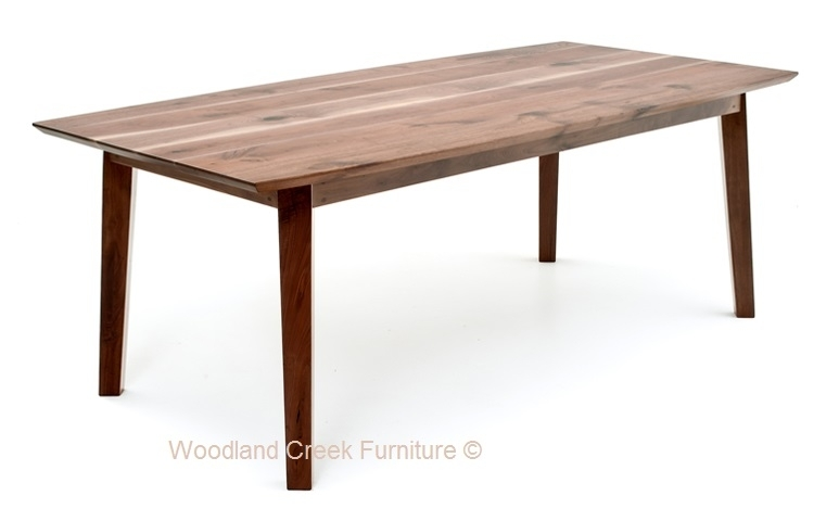 Danish Modern Dining Table, Mid Century, Scandinavian Within Danish Dining Tables (Image 15 of 25)