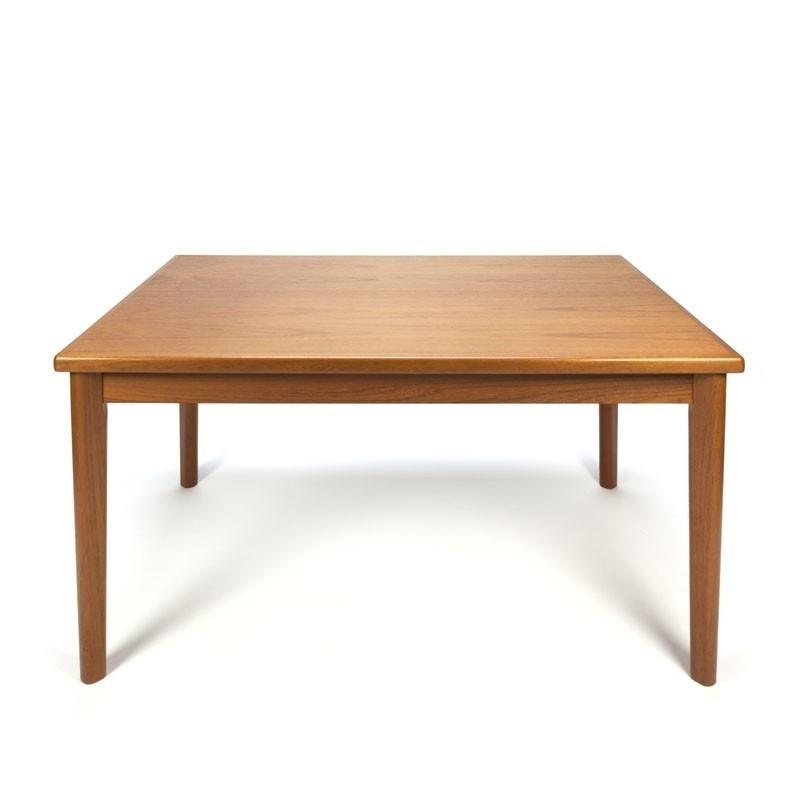 Danish Teak Dining Table Brdr (Image 17 of 25)