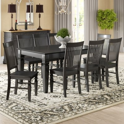 Darby Home Co Beesley 9 Piece Extendable Dining Set In 2018 Pertaining To Craftsman 9 Piece Extension Dining Sets (View 9 of 25)