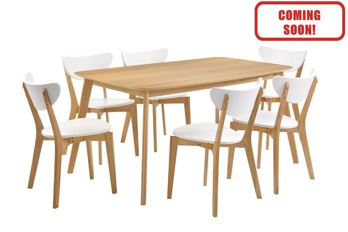 Dare Gallery – Helsinki Dining Table Rect (Image 7 of 25)