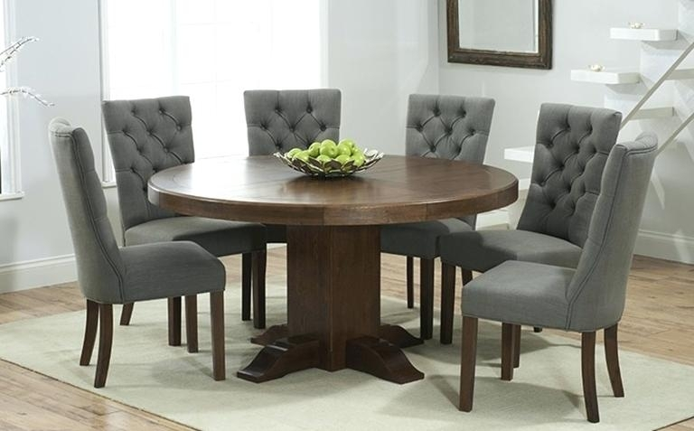 Dark Dining Room Furniture Dark Dining Room Tables – Busnsolutions Inside Dark Wooden Dining Tables (View 3 of 25)