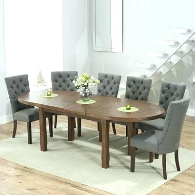 Dark Grey Dining Chairs Ring Back Dining Chair Best Of Cream Dining Intended For Dining Tables Grey Chairs (Image 3 of 25)