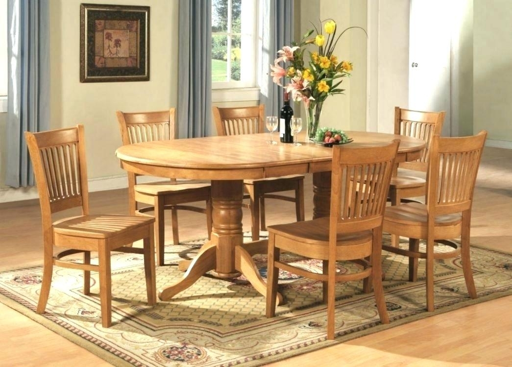 Dark Oak Table And Chairs Dining Sets For 6 Kitchen Light Set Room 4 With Light Oak Dining Tables And 6 Chairs (View 23 of 25)