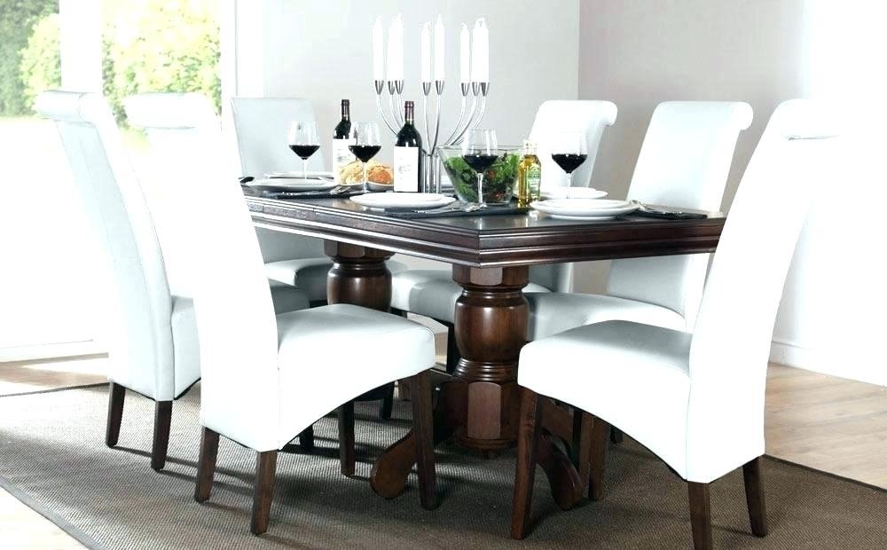 Dark Wood Dining Table – Crit For Dark Wood Dining Tables (Image 5 of 25)