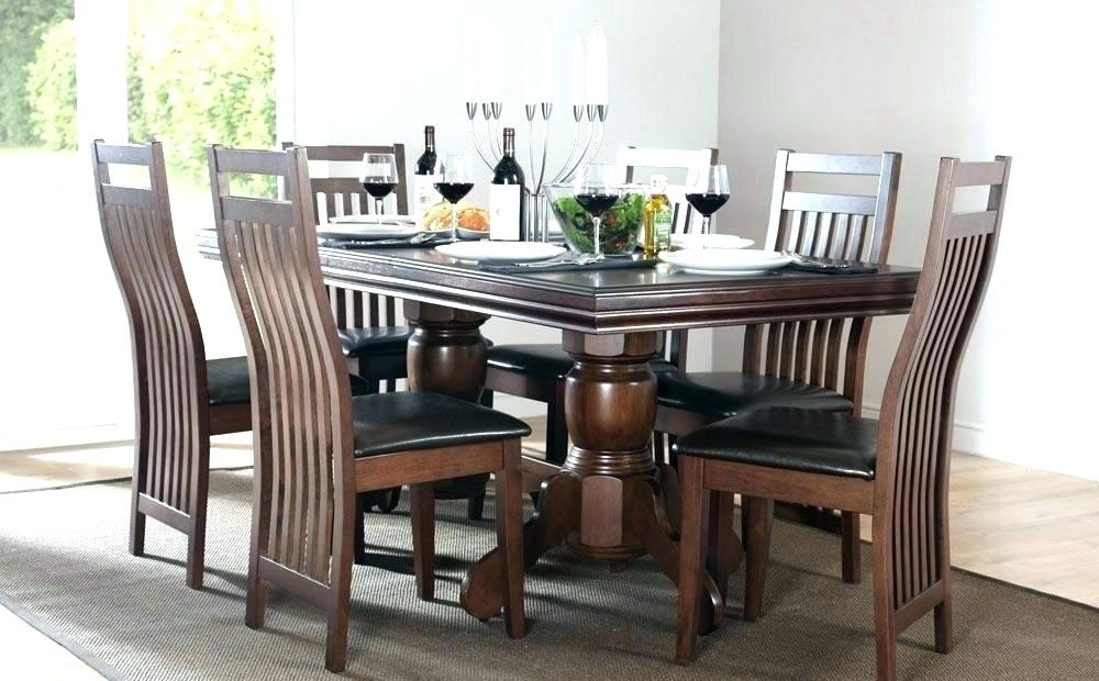 Dark Wood Dining Table – Crit With Regard To Dining Tables Dark Wood (Image 5 of 25)