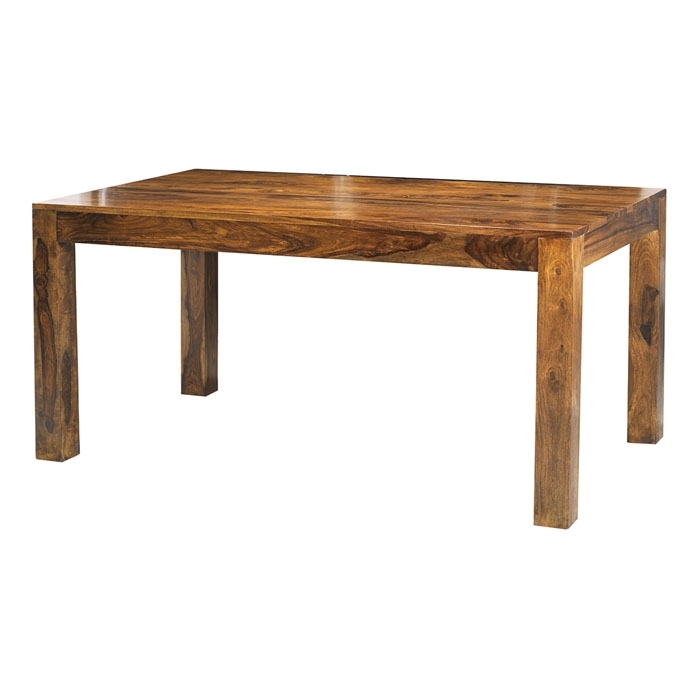 Darwen Furniture & Gifts | Cuba Sheesham Dining Table regarding Sheesham Dining Tables