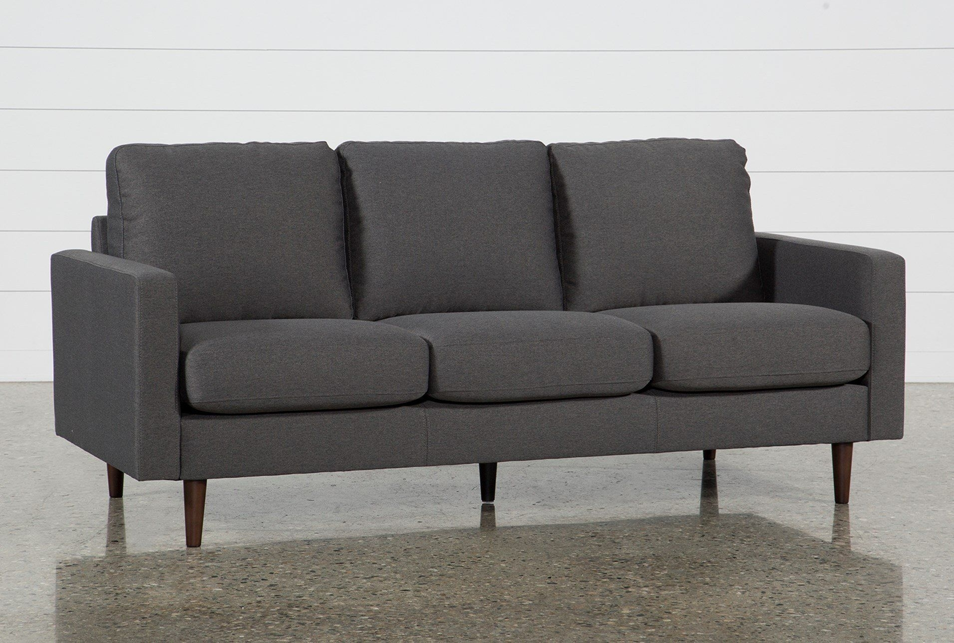 David Dark Grey Queen Sleeper | Modern Industrial | Pinterest | Dark Within Arrowmask 2 Piece Sectionals With Raf Chaise (Image 7 of 25)