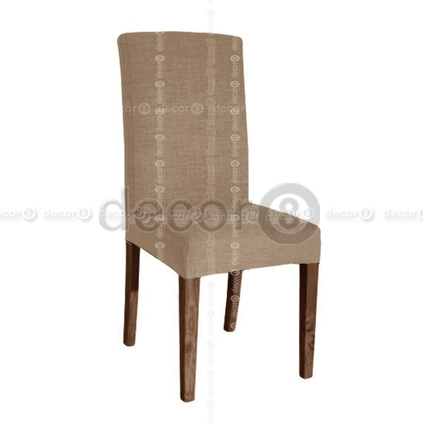 Decor8 Dining Chair | Caden Upholstered Fabric High Back Dining Inside Caden Round Dining Tables (Image 19 of 25)
