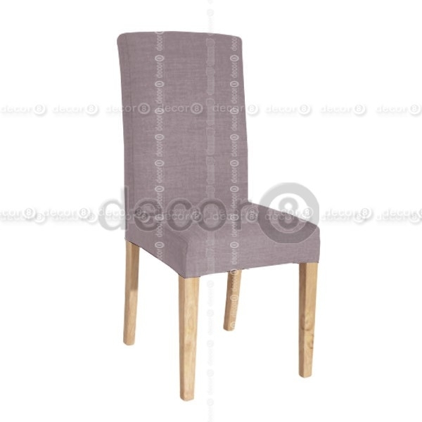 Decor8 Dining Chair | Caden Upholstered Fabric High Back Dining with regard to Caden 6 Piece Dining Sets With Upholstered Side Chair